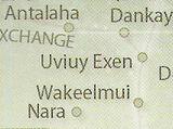 Uviuy Exen/Legends