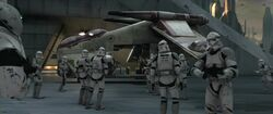 41st Legion Coruscant