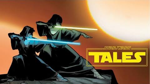 Caleb Dume, Padawan dell'Ordine degli Jedi