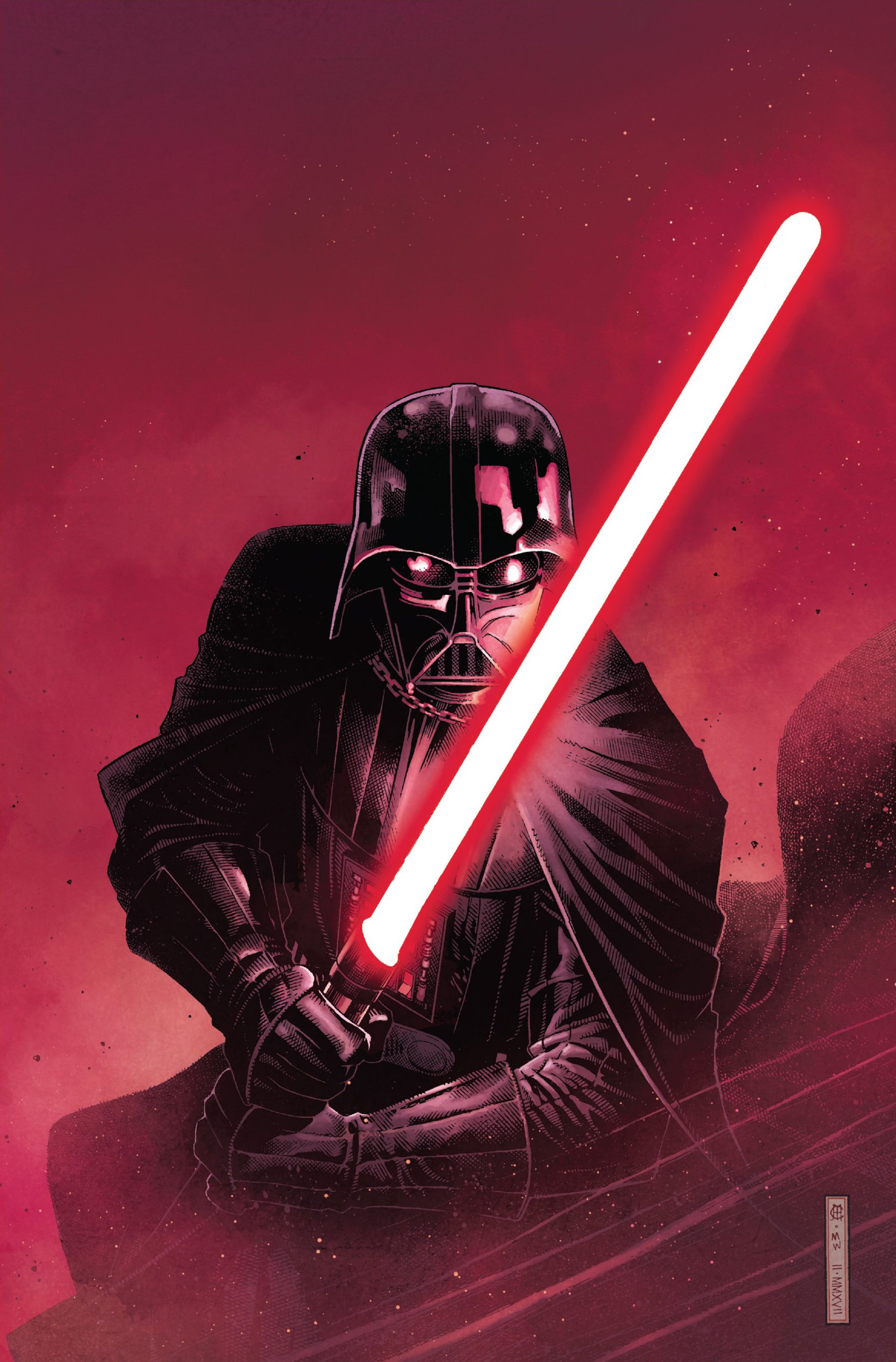File:Darth Vader Dark Lord of the Sith 1 Textless.jpg