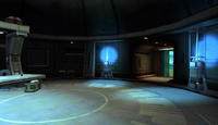 Experiment chamber 21