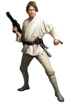 Luke Skywalker SWDL