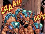 Mutant akk dog