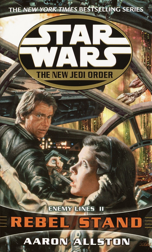 Enemy Lines II: Rebel Stand (Star Wars: The New Jedi Order, Book 12)