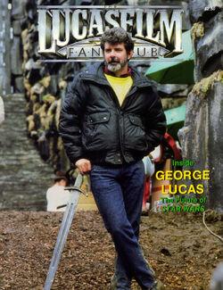 The Lucasfilm Fan Club Magazine 6 (p)