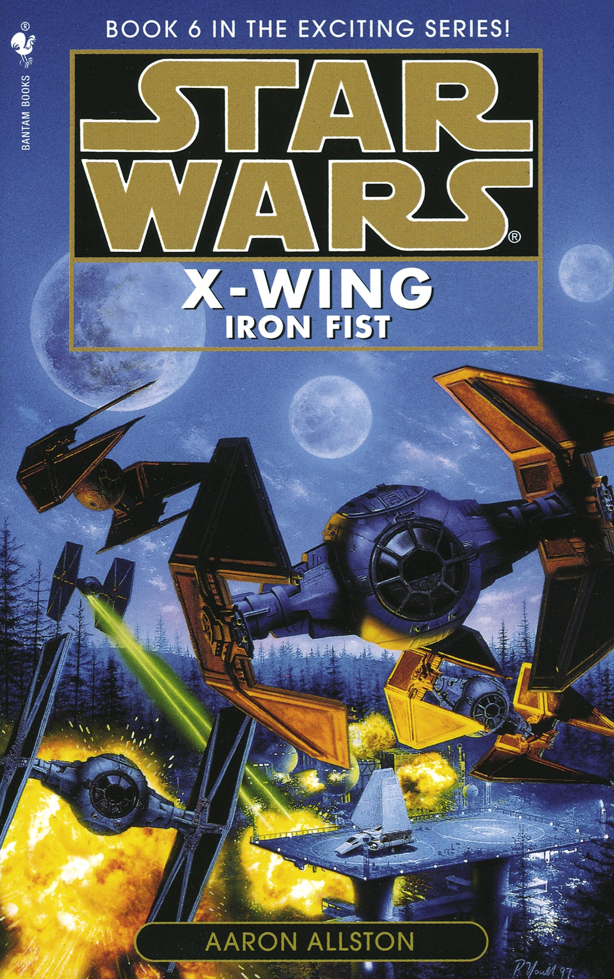 Star Wars Solo Command Book 7 X-Wing