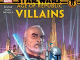 Star Wars: Age of Republic — Villains
