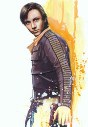 Anakin Solo by Brian Rood