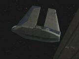 Kraken's Neimoidian shuttle