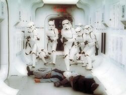 Stormtroopers Tantive IV