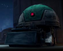 Demolition droids sweeper-HOBS