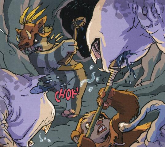 File:Ewoks fight griagh.jpg