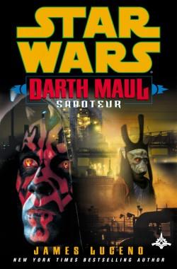 Darth Maul - Saboteur Cover
