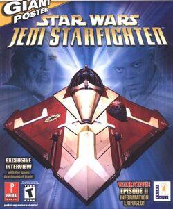 Jedi Starfighter - Prima's Official Game Guide