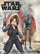 Rogue One - Graphic novel - international