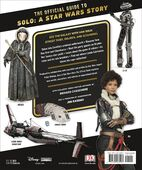 Solo Official Guide back cover