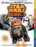 Star Wars Rebels Ultimate Factivity Collection preliminary cover