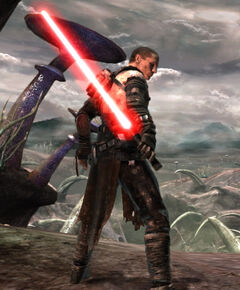 Image result for starkiller galen