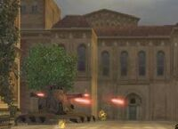 Theed riot