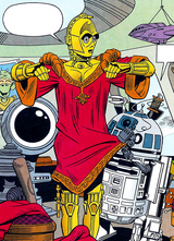 3PO in drags