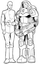 Due abitanti di Fondor