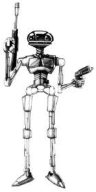 LE-VO law enforcement droid
