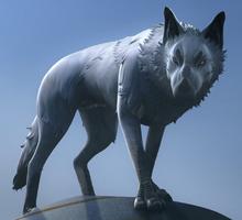 Loth-wolf crop