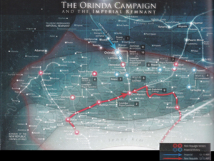 Orinda Campaign