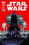 Star Wars Vol 2 2 3rd Printing Variant