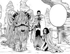 Ciena Ree Manga Family