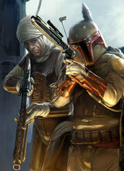 Dengar and Fett