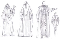 Robes Make the Man