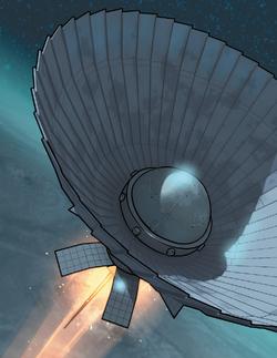 Satellite-Shattered