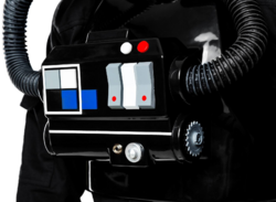 TIE pilot control box