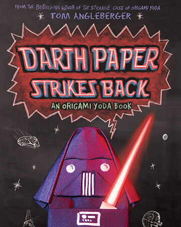 Origami Ventress Instructions | Origami Yoda | 450x360