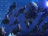 海洋惑星の激戦