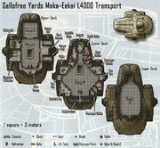 Maka-Eekay L4000 layout