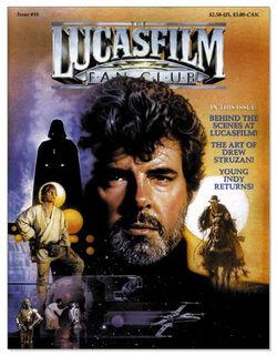 The Lucasfilm Fan Club Magazine 18 (p)