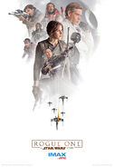 Rogue One AMC IMAX MiniPoster -3