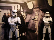 Star Wars Imperial Soldiers Exposicion Madrid