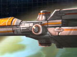 Thranta-class corvette