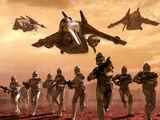 Войни на клонираните