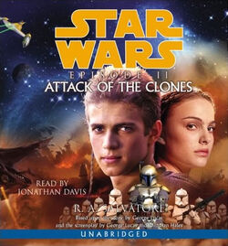 Attack of the Clones (audiobook-unabridged)