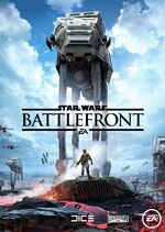 Battlefront 2015 Cover
