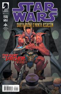 Darth Vader and the Ninth Assassin 1