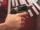 """CS14 """"Ghost"""" light blaster pistol"""