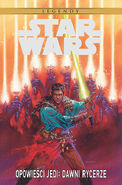 Opowieści Jedi - Dawni rycerze