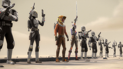 SWR S4 Mandalore Civil War 1