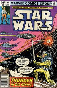 Star Wars 34 - Thunder in the Stars