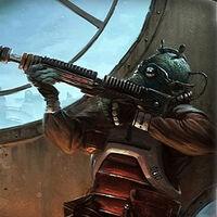 Berserker rifle